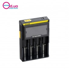 Универсальное зарядное устройство NiteCore I2