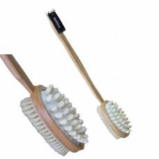 Массажная щетка двухсторонняя (BH90533)