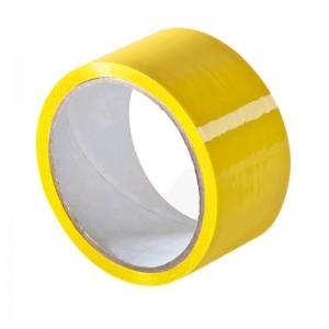 Скотч упаковочный М3 желтый 45 мм, 47 микрон, 300 м