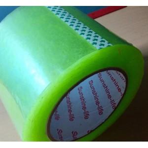Скотч упаковочный зеленый М5-4 90мм, 500 м  (заказ только ящиком, 18 шт)