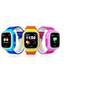 Смарт часы детские с gps трекером smart baby watch Smart Q80