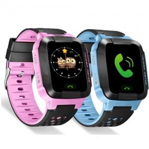 Смарт часы детские с gps-трекером smart baby watch Y21 Q528