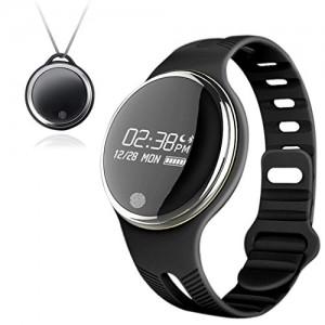 Смарт часы fitness bracelet dbt-b5 heart rate black