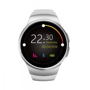 "Смарт часы smart watch dbt-fw13 ips 1.3"" heart rate white"
