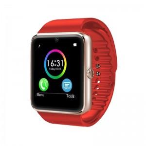 Смарт часы smart watch phone gt08 red
