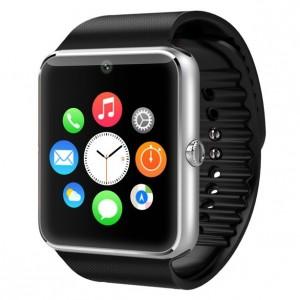 Смарт часы smart watch phone gt08 silver