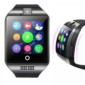 Смарт часы smart watch phone q18 black
