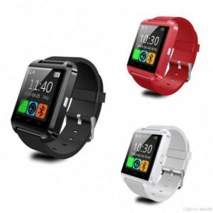 Смарт часы Smart watch SU80 Black (без sim карты)