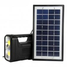 Солнечная панель с фонарем gd-lite 8038