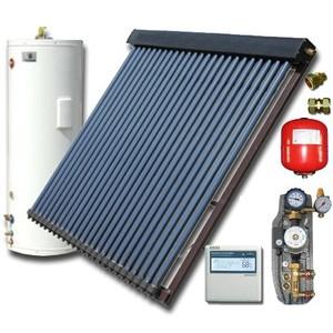 Солнечная система нагрева воды на 300 л  HTI-II-300