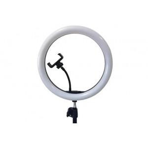 Кільцева LED лампа SMN-12 (30см, 1 кріп. тел.)