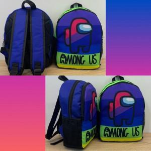 Молодежный рюкзак Among Us (заказ от 5 шт)