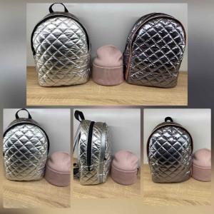 Стеганный рюкзак 53897 (есть разные цвета, заказ от 5 шт)