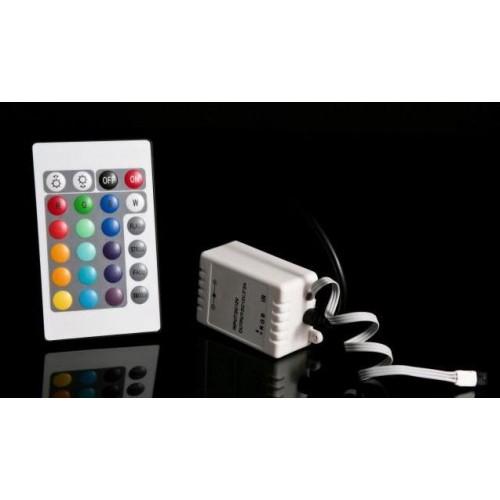 Контроллер RGB для светодиодной ленты CT24-IR