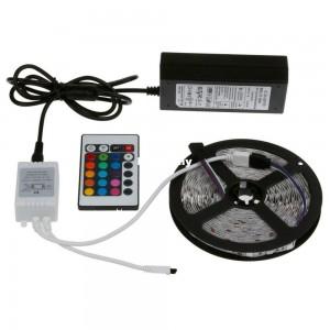Світлодіодна cтрічка 5050 RGB комплект (5 метрів)