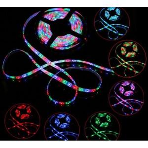 Светодиодная лента RGB 3528 60шт/м