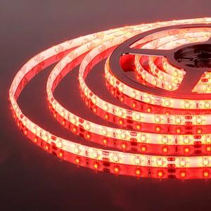 Светодиодная лента SMD 3528 60 шт/м Красная