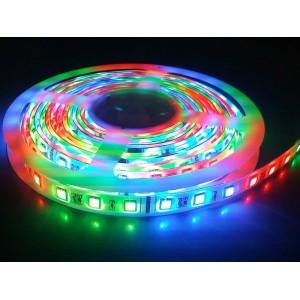 Светодиодная лента SMD 5050 60 шт/м RGB