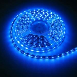 Светодиодная лента SMD 5050 60 шт/м Синяя