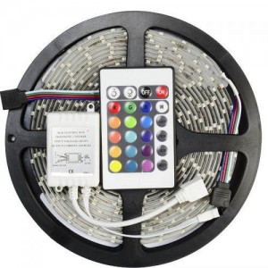Світлодіодна cтрічка LED 5050 BLUTOOTH RGB комплект