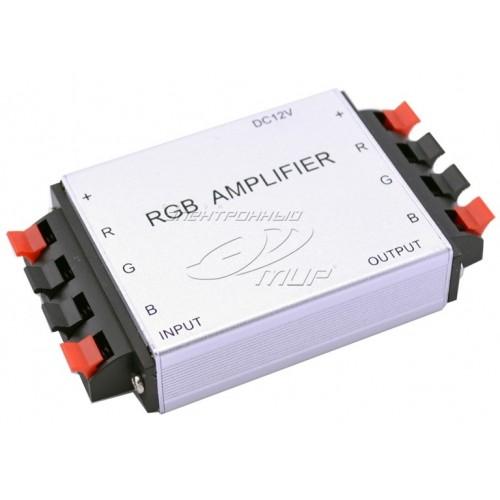 Усилитель напряжения для светодиодной ленты RGB XM-01 (100 pcs)