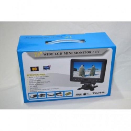 Телевизор автомобильный TVL 763L 7 дюймов