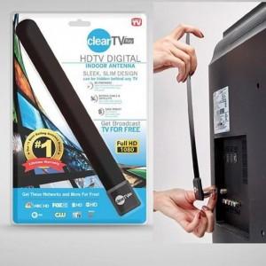 Цифрова комнатная ТВ антенна Free Digital & HD TV (HD Clear)