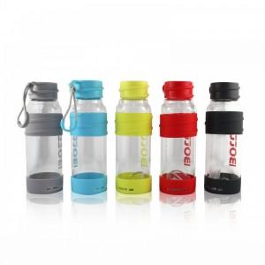 Бутылка с кружкой в силиконовой защите Boll (BHBOL-940)