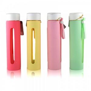 Бутылочка для воды в силиконовой защите Sopin in style (BHTX-3200B)
