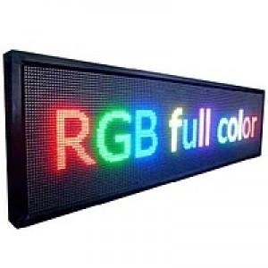 Рухомий рядок 6979, 100 * 23, RGB, внутрішній, WIFI / USB