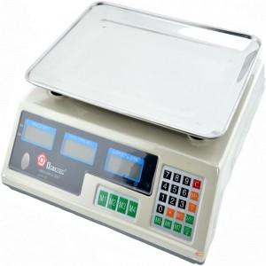 Весы торговые настольные ACS 50kg/5g MS 228 Domotec 6V