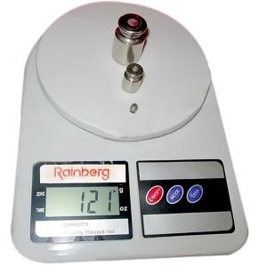 Ваги кухонні RB-400 до 10kg