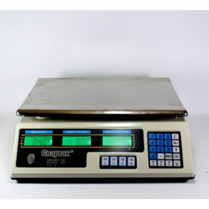 Весы ACS 50kg 5g 208