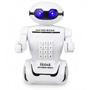 Детский  сейф Робот Piggy bank
