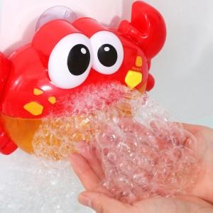 Игрушка для ванной Краб Пузырь