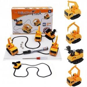 Індуктивний іграшковий автомобіль Inductive Truck