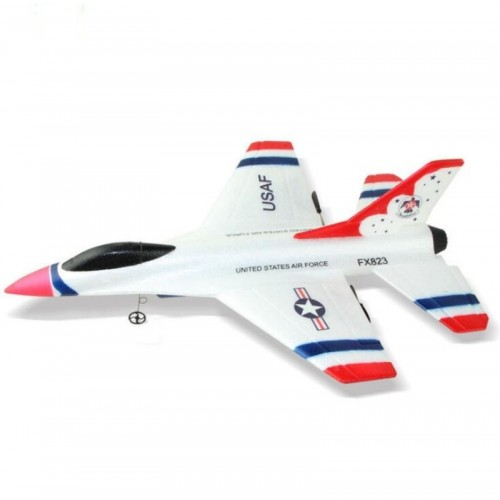 Самолёт истребитель F16 (FX823)
