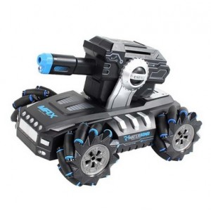 Танк стреляющий Mech Chariot 360° с управлением жестами RQ2084