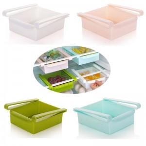 Додатковий пластиковий контейнер для зберігання продуктів в холодильнику