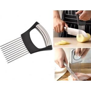 Кухонний ніж зі сталі для різання 63424