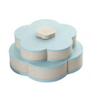 Менажниця для солодощів (органайзер для солодощів) Candy Box WN-30, 2 яруса (ART-14683)