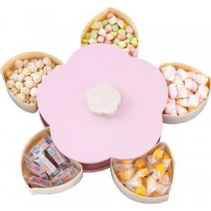 Менажниця для солодощів (органайзер для солодощів) Candy Box WN-29, 1 ярус (ART-14682)