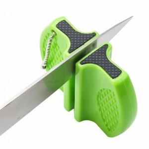 Портативная мини-точилка для кухонных ножей