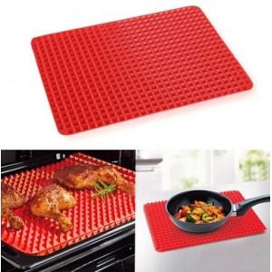 Силиконовый коврик для духовки Pyramid pan