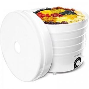 Сушка для продуктiв електрична Ardesto FDB-5385, 520Вт, 5 піддонів вис. 4см, діаметр 38,5см