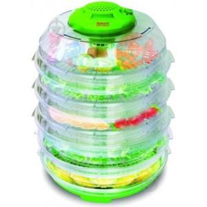 Сушка для продуктiв електрична ST-FP0113, 350 Вт, 10 ярусів, по 1 кг, зелена