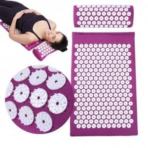 Акупунктурний масажний килимок