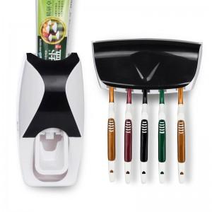 Диспенсер для зубной пасты с держателем на 5 зубных щеток R16394