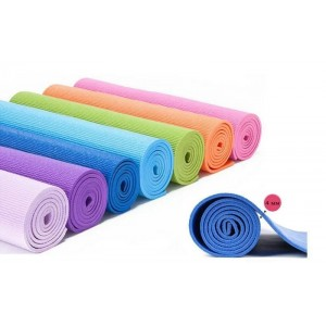 Килимок для фітнесу Yoga mat, PVC 4мм