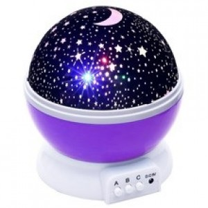 Ночник проектор Moon Sky Star